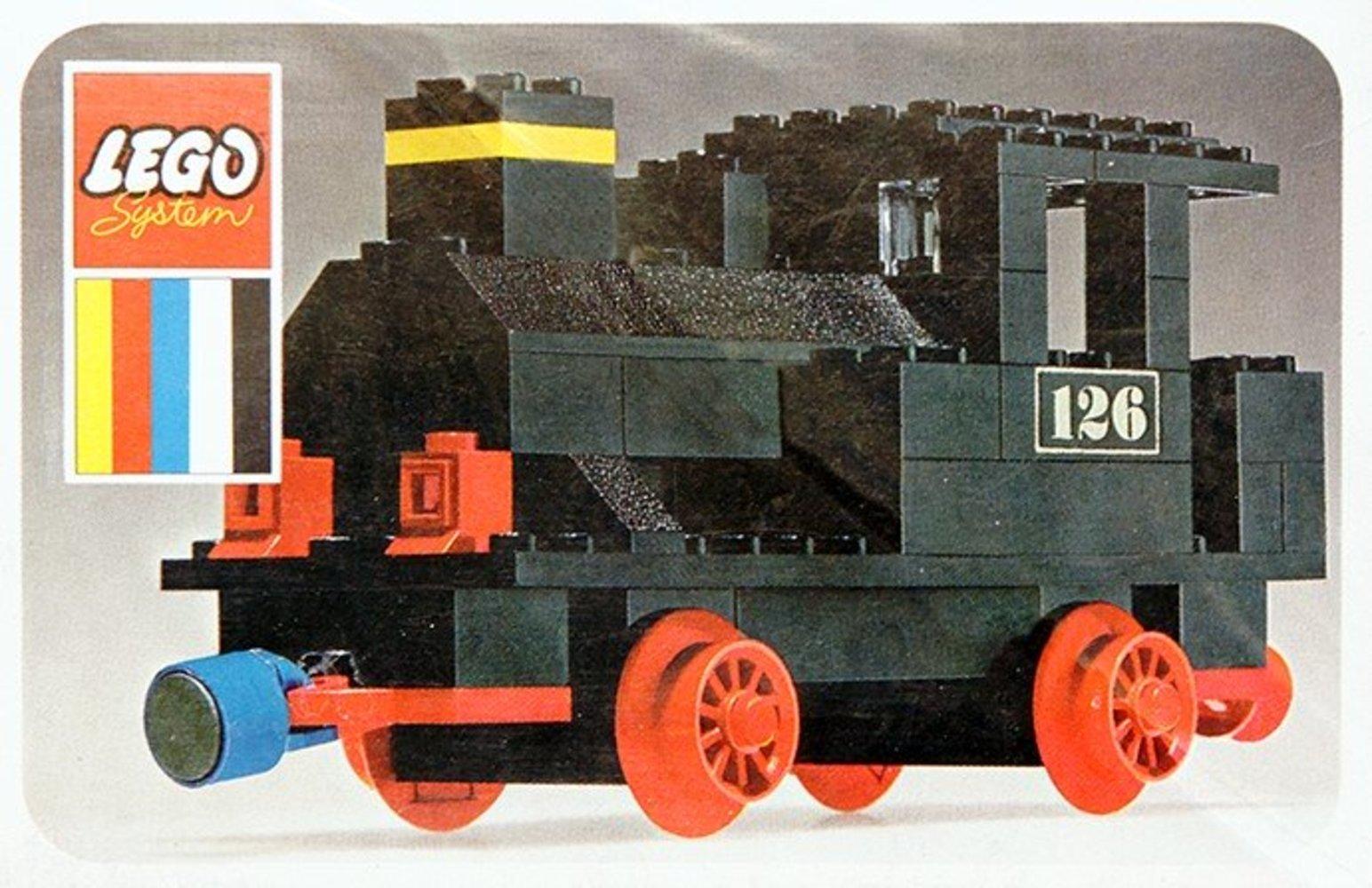 Steam Locomotive (Push)