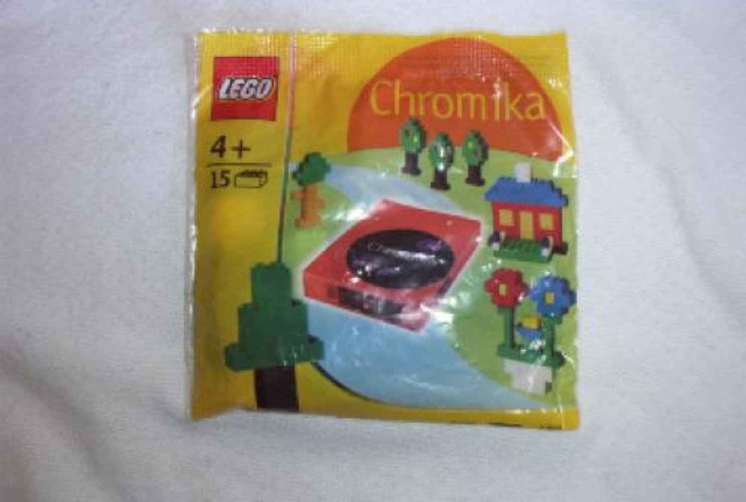 Trial Size Bag - Chromika