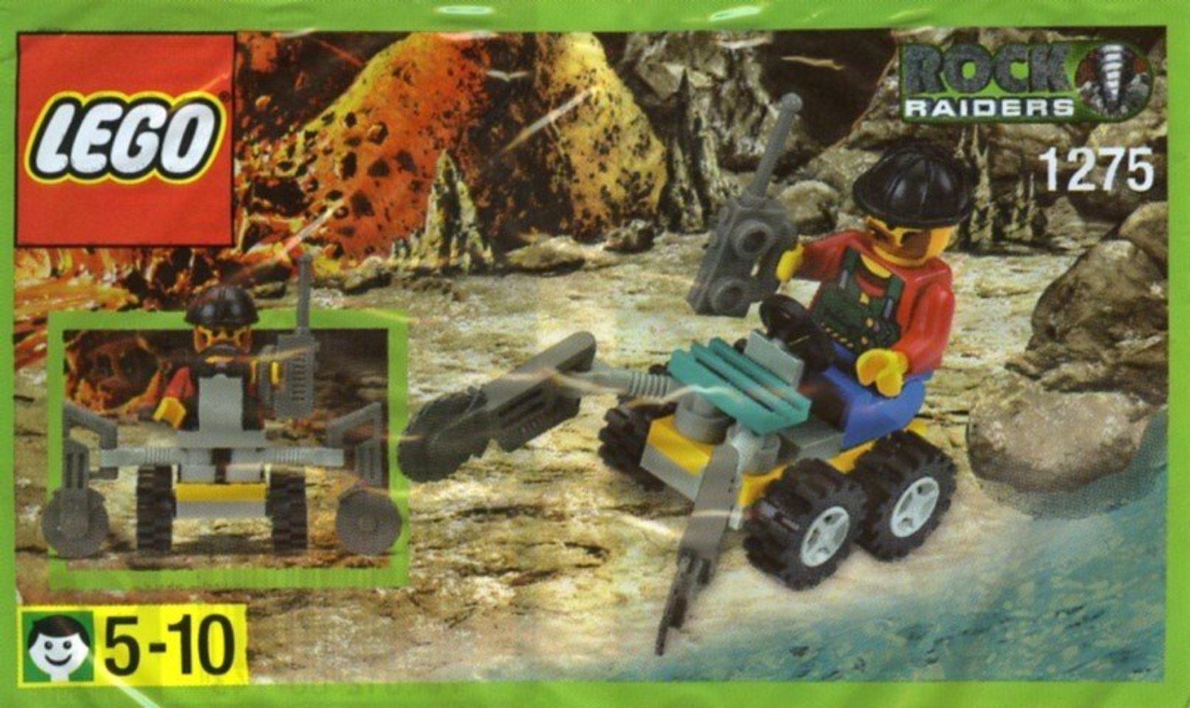 Chainsaw Bulldozer