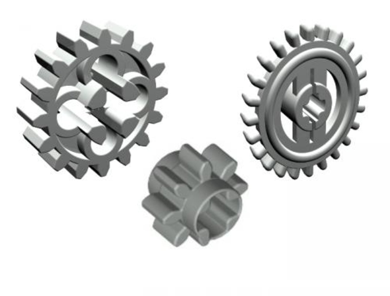 Gears Small