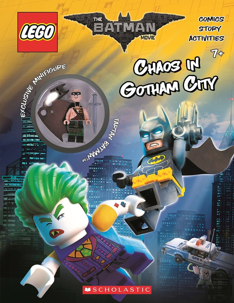 The Lego Batman Movie: Chaos in Gotham City