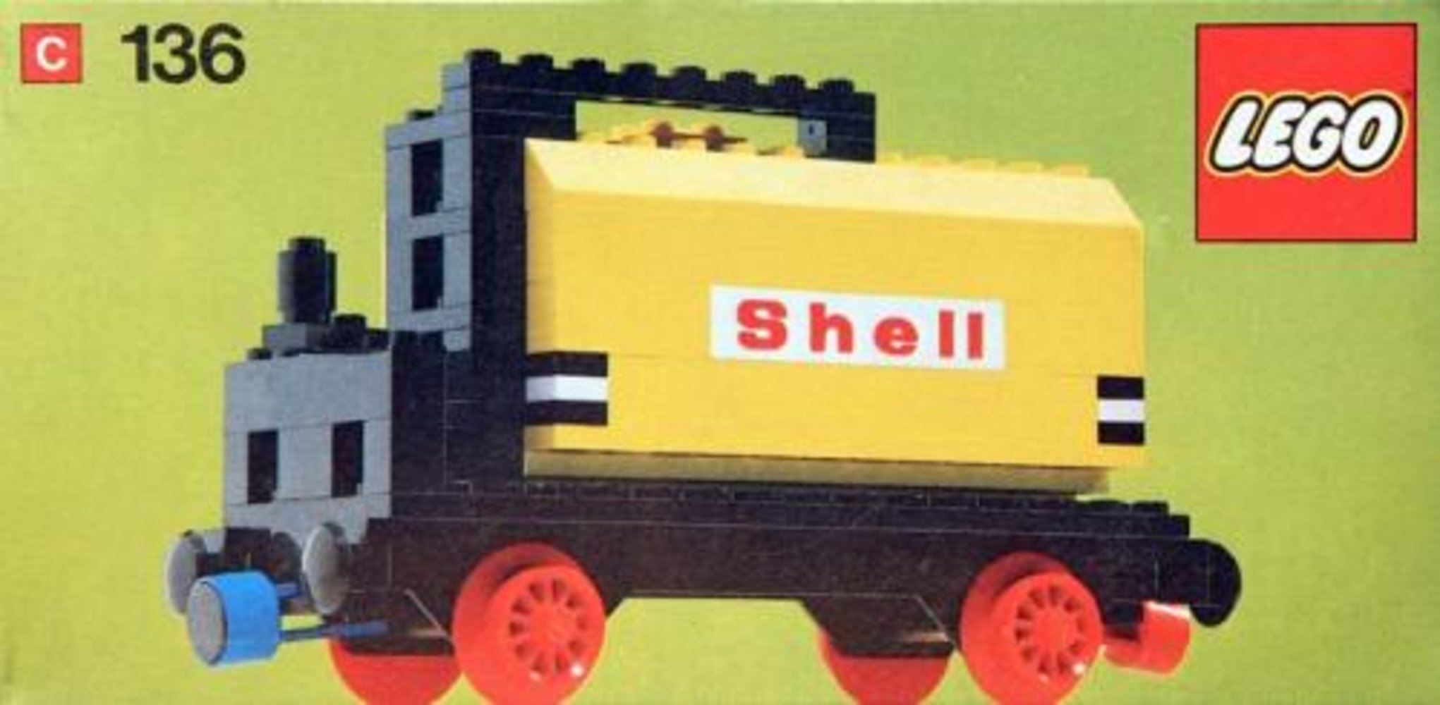 Tanker Waggon (Shell)