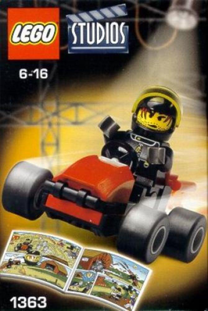 Stunt Go-Cart