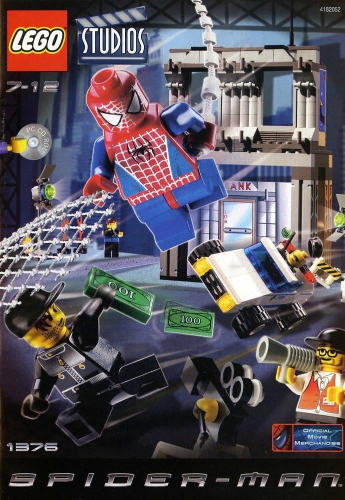 Spider-Man Action Studio