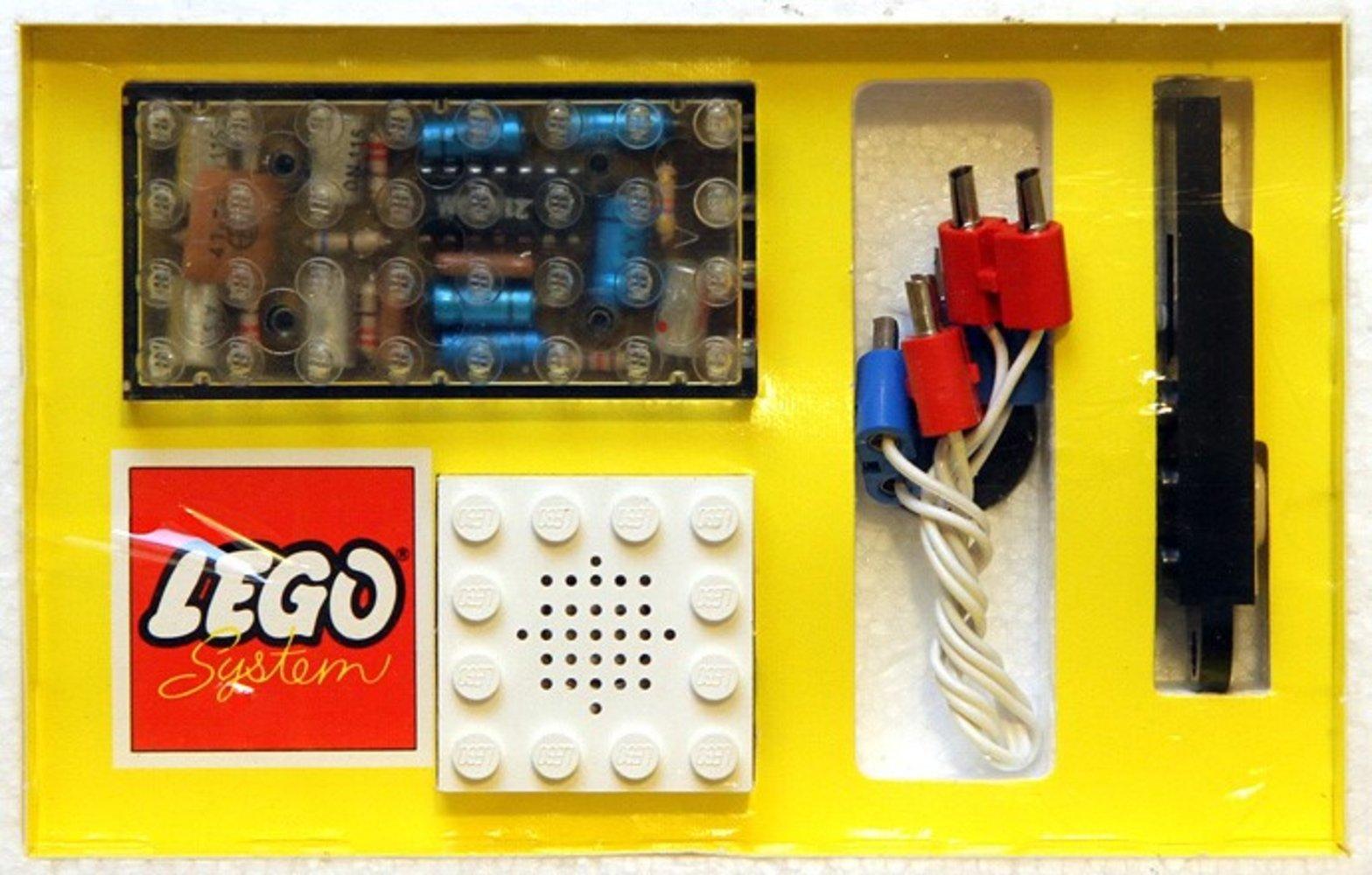 Electronic Control Unit (Forward/Backward - Stop)