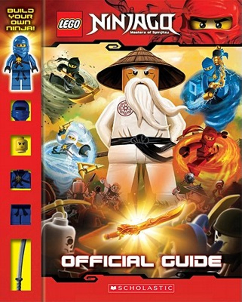 Ninjago: Official Guide