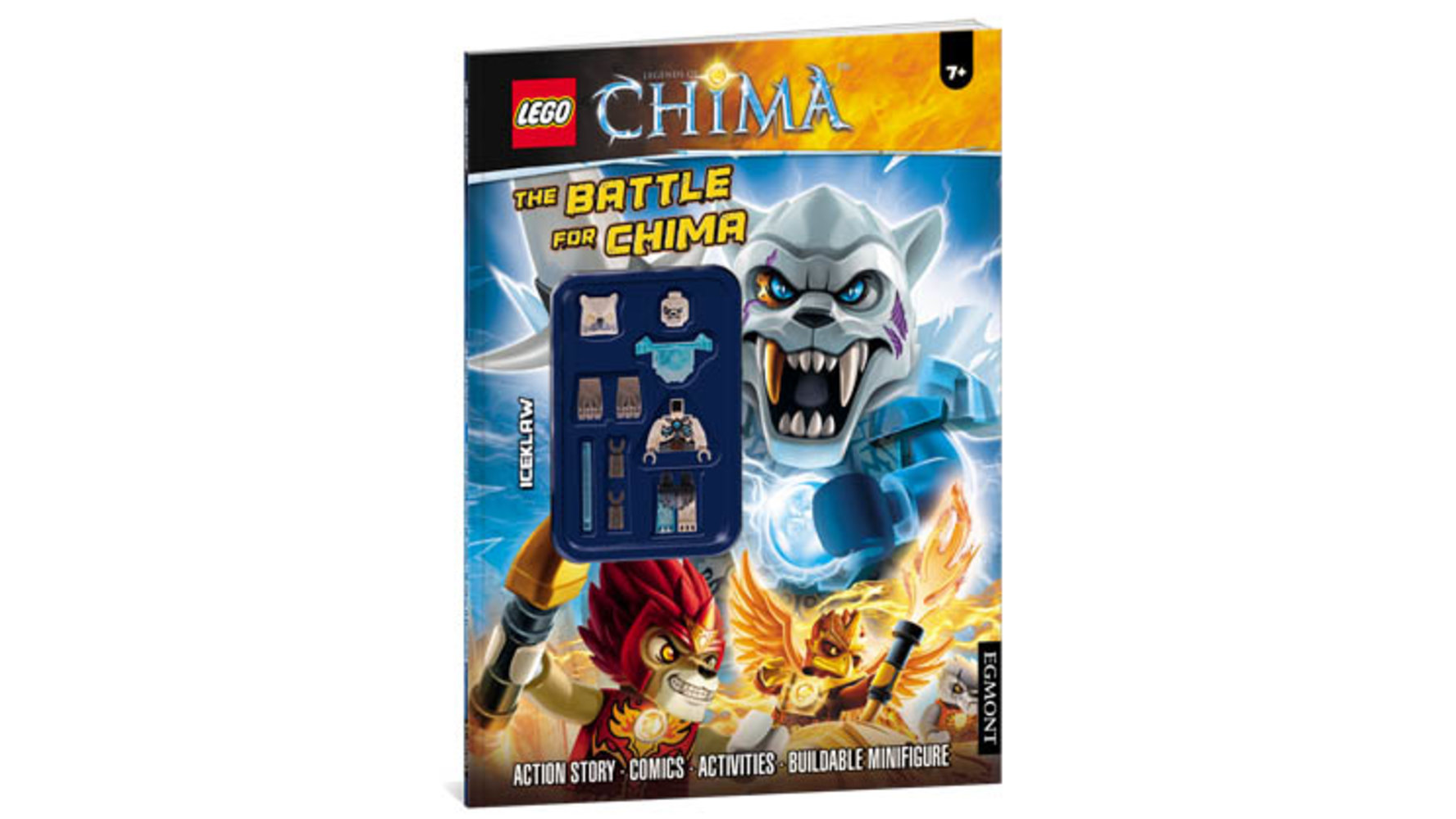 Legends of Chima: The Battle for Chima