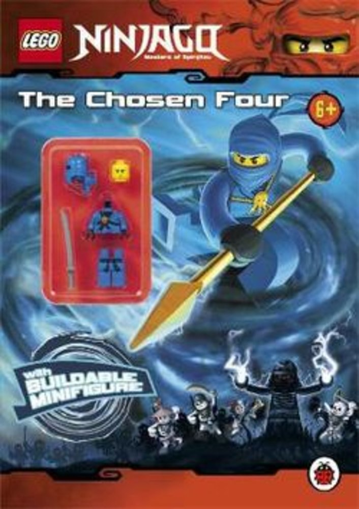 Ninjago: The Chosen Four