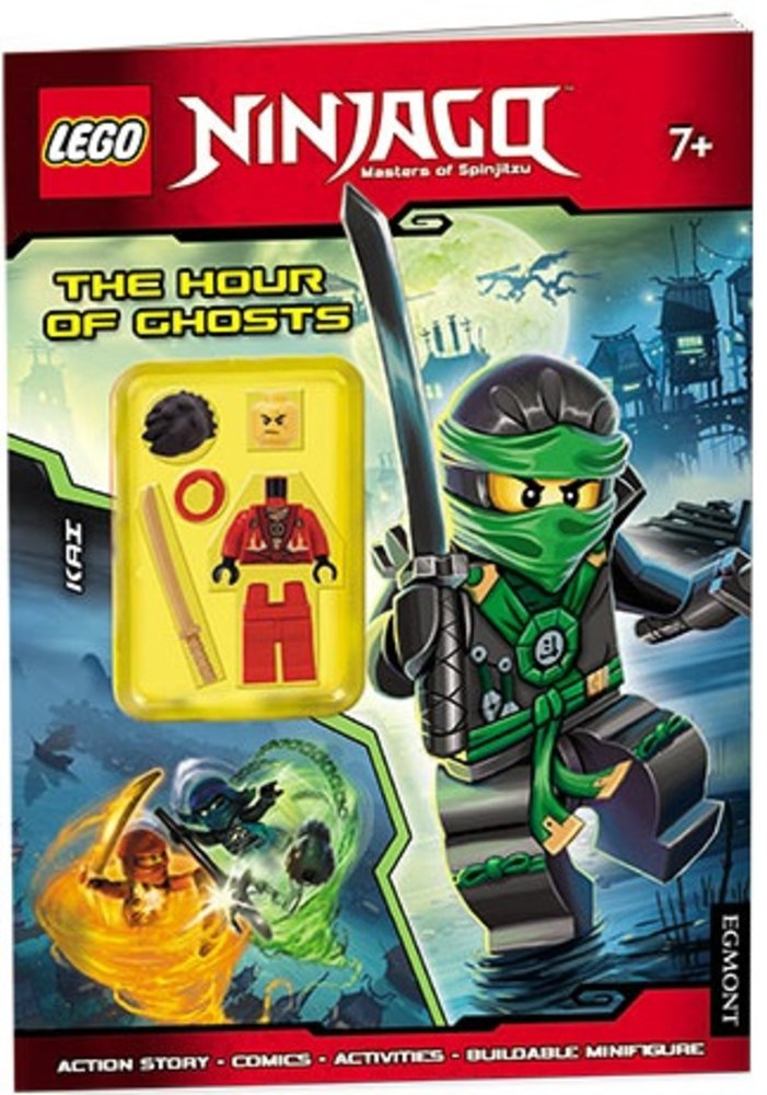 Ninjago: The Hour of Ghosts
