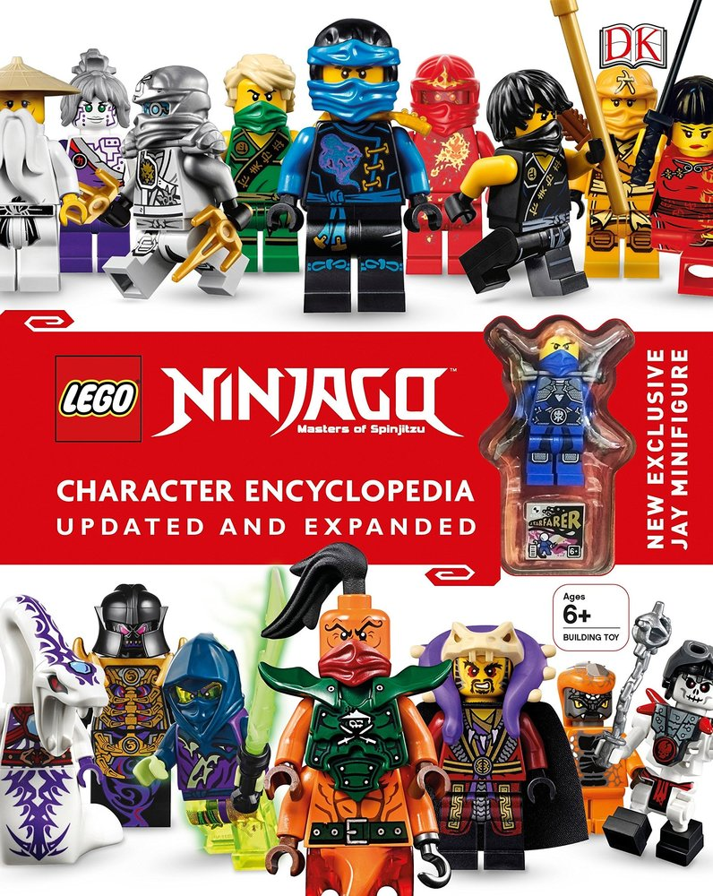 Ninjago: Character Encyclopedia, Updated Edition