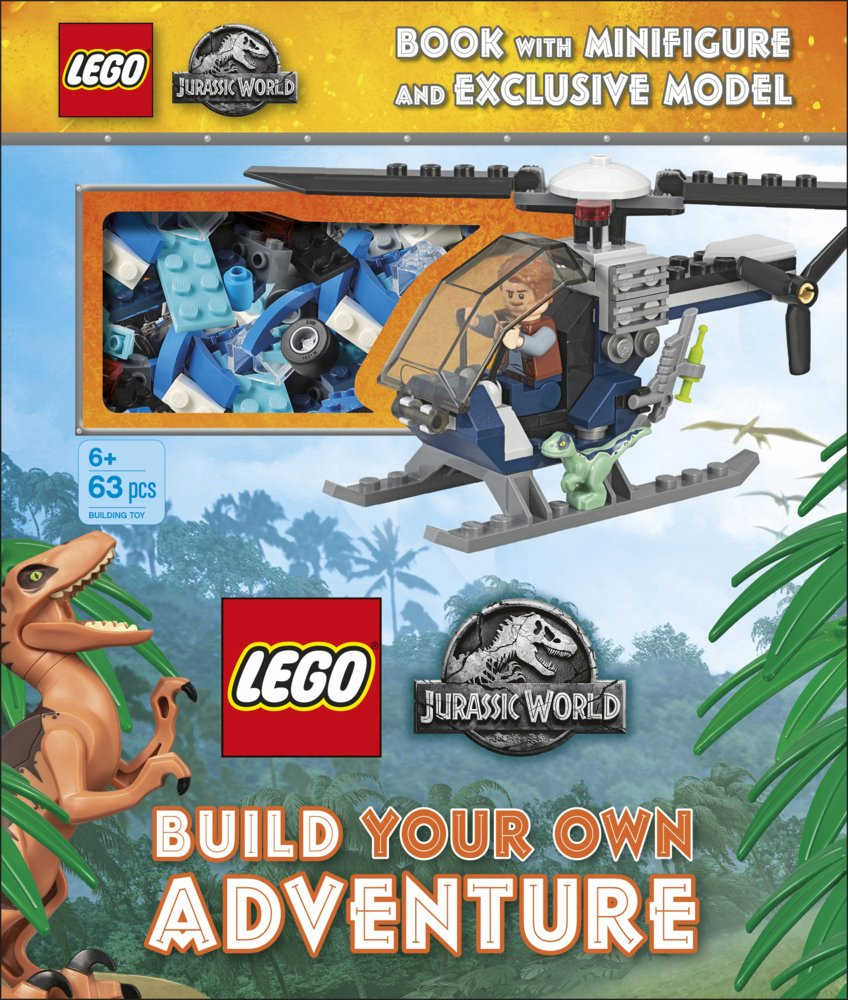 Jurassic World: Build Your Own Adventure