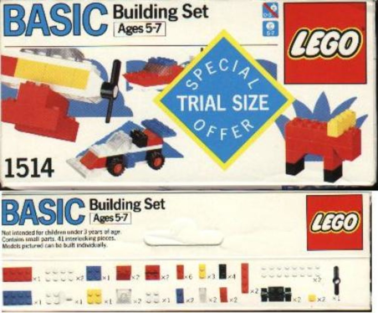 Basic Building Set Trial Size