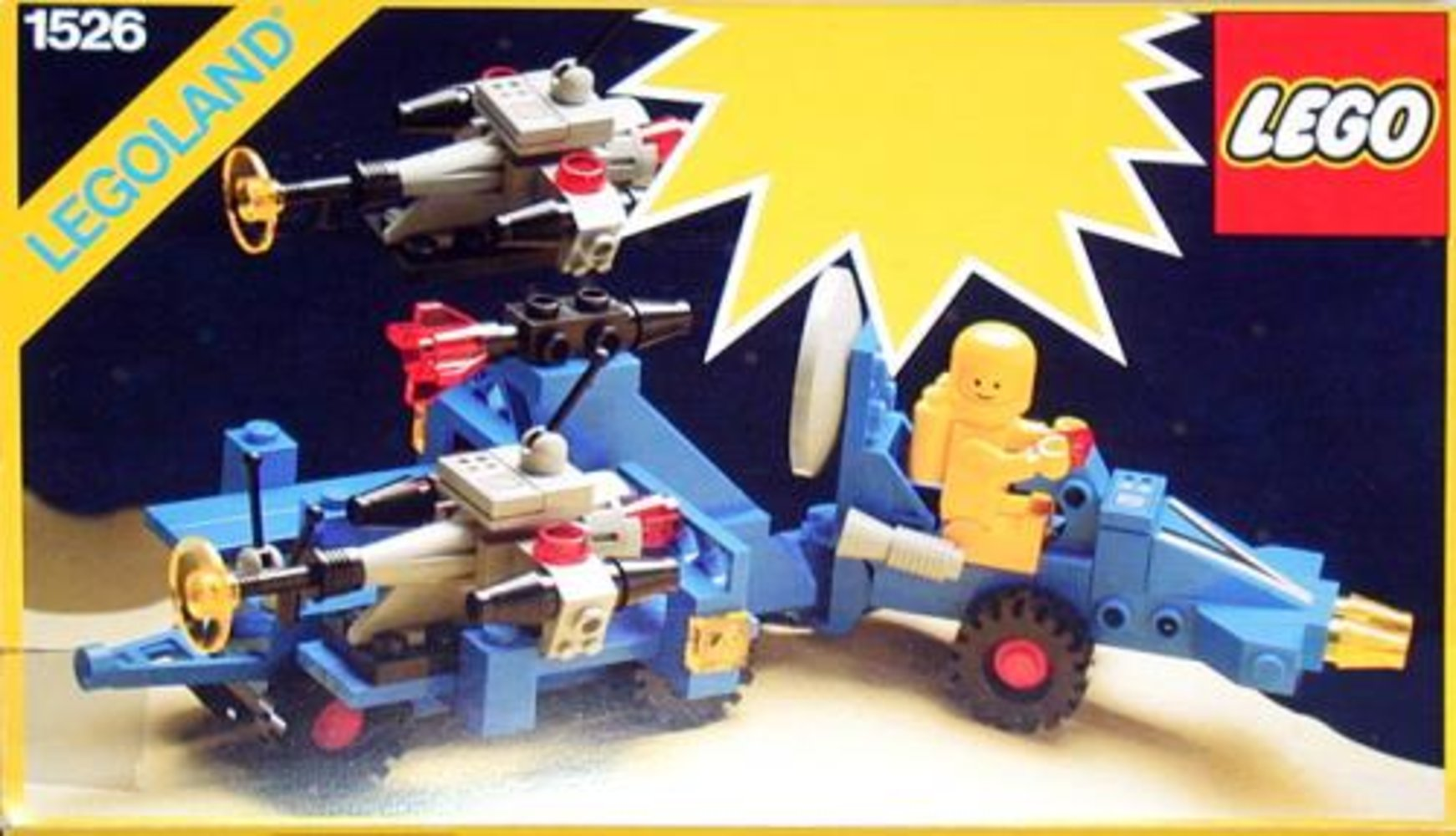 Space Radar Buggy