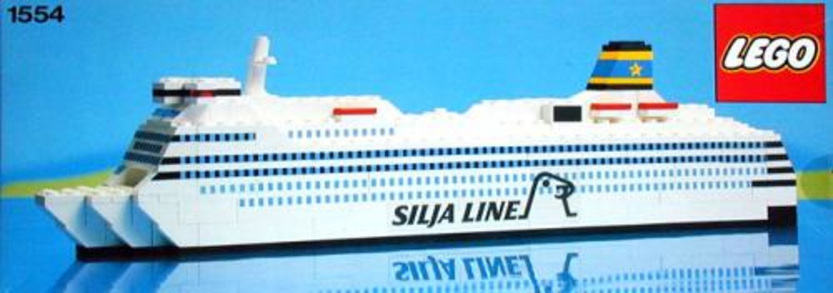 Silja Line Ferry