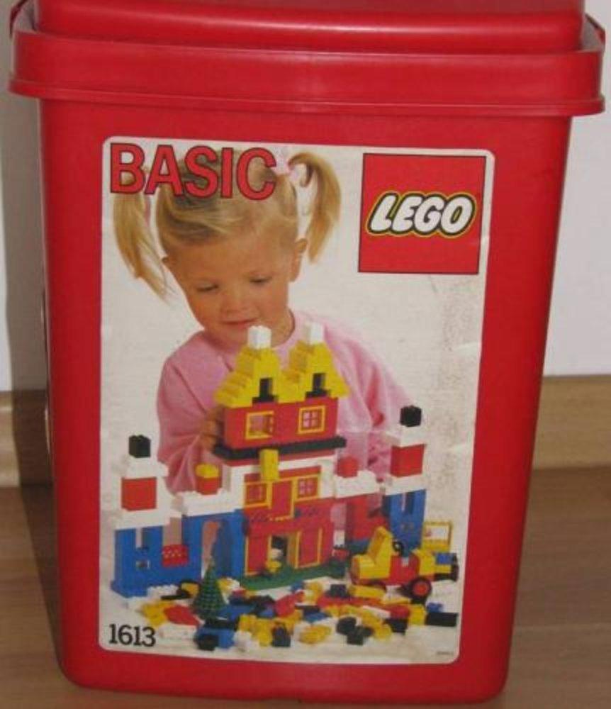 Basic Set in Bucket