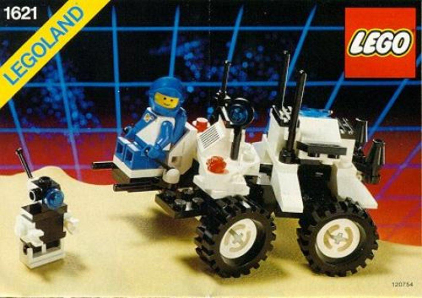 Lunar MPV Vehicle