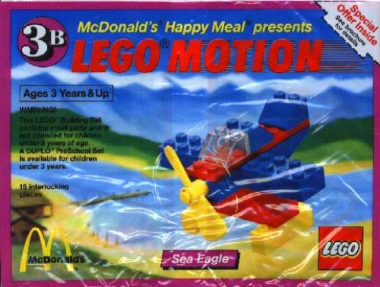 Lego Motion 3B, Sea Eagle