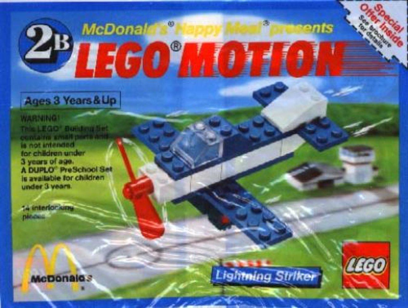 Lego Motion 2B, Lightning Striker