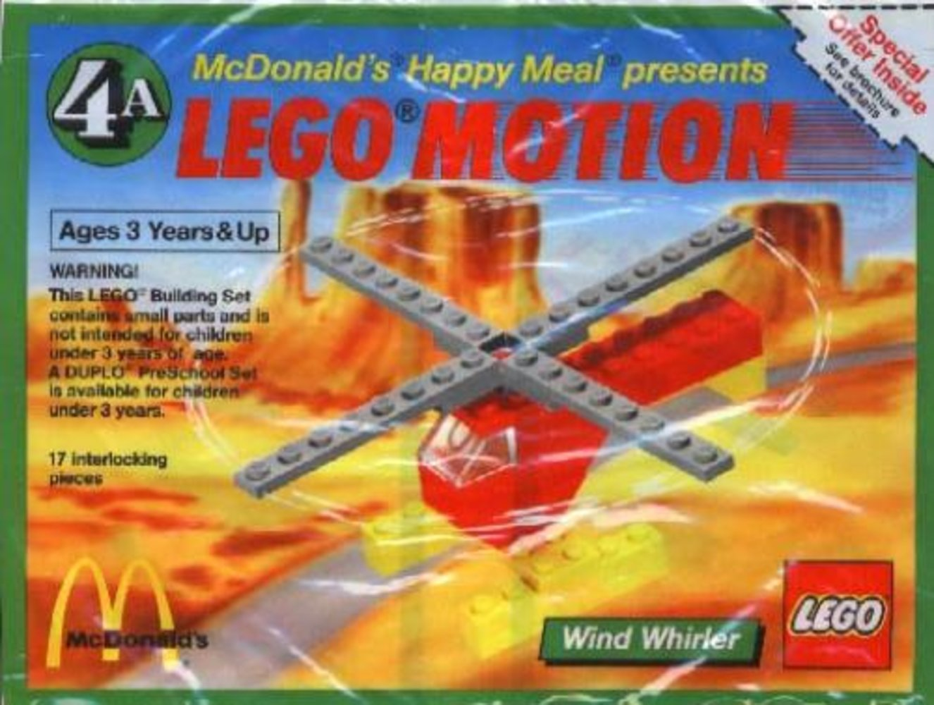 Lego Motion 4A, Wind Whirler