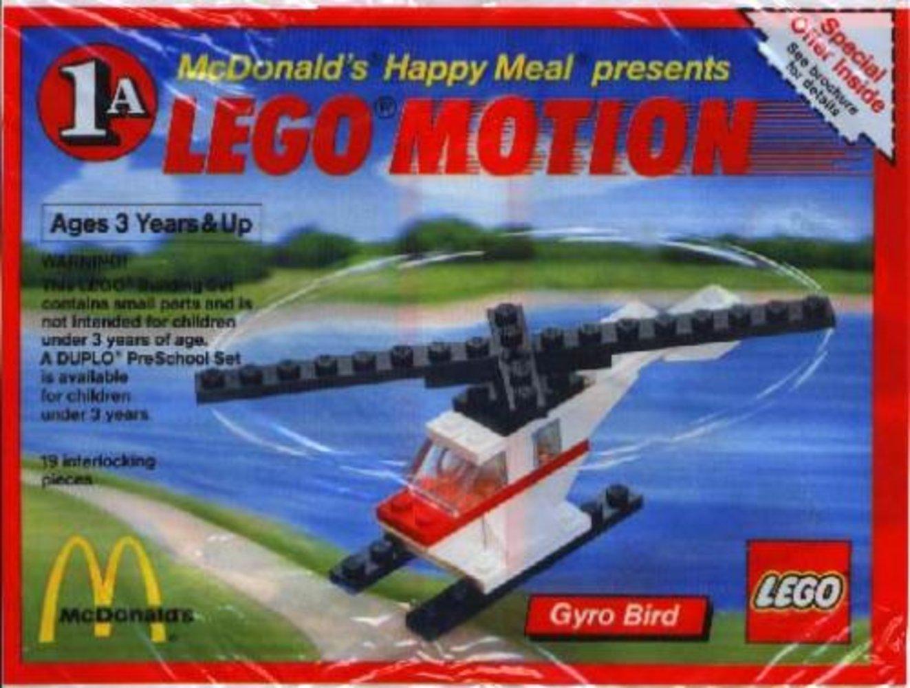Lego Motion 1A, Gyro Bird