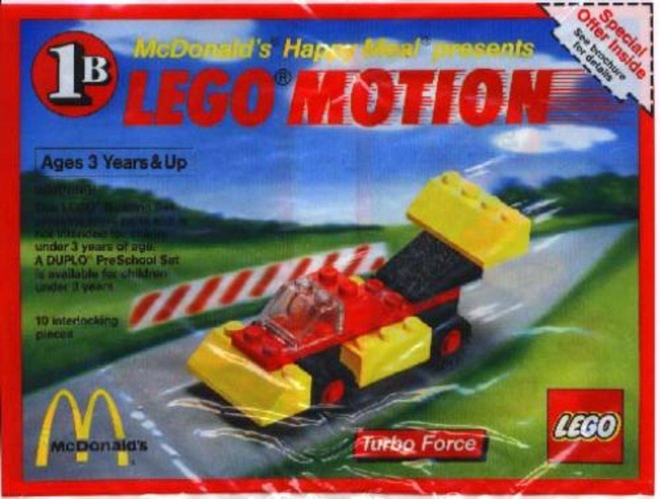 Lego Motion 1B, Turbo Force