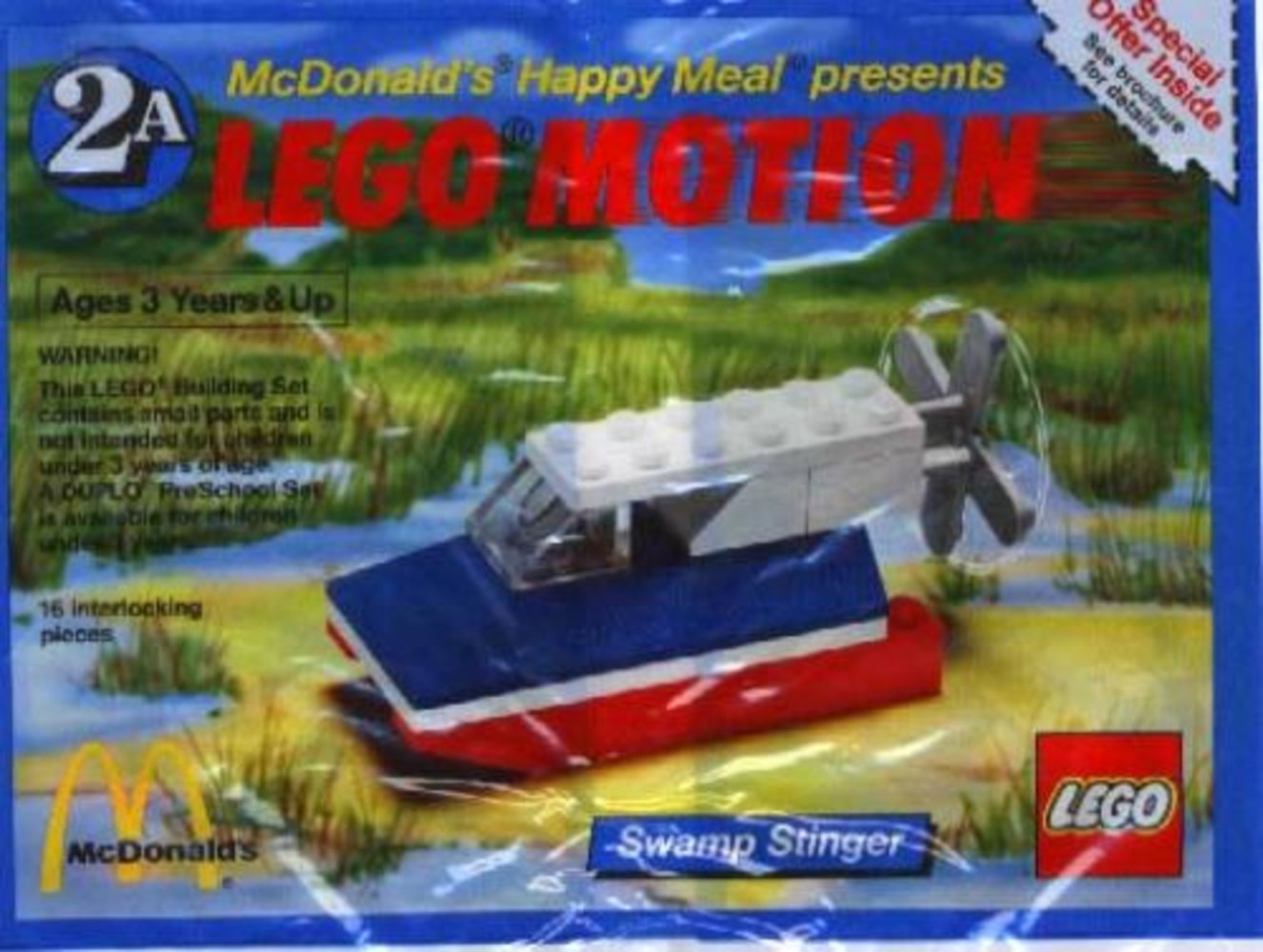 Lego Motion 2A, Swamp Stinger