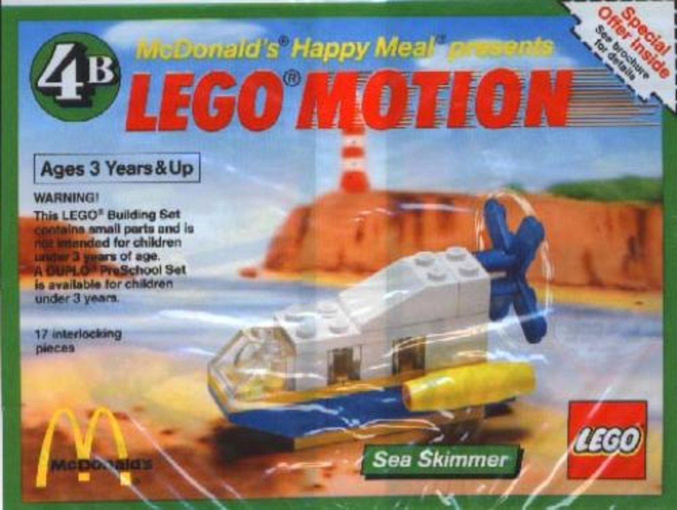 Lego Motion 4B, Sea Skimmer