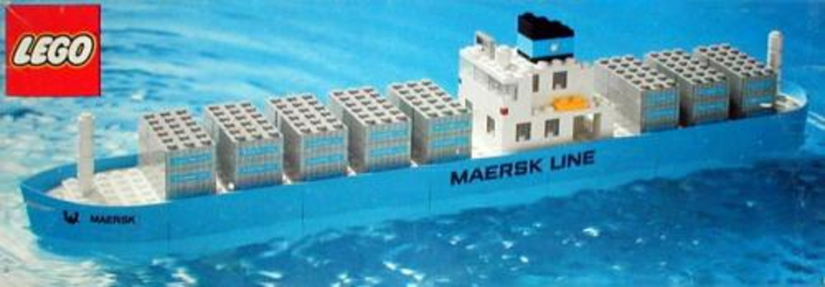 Maersk Line [Promotional Container Ship]