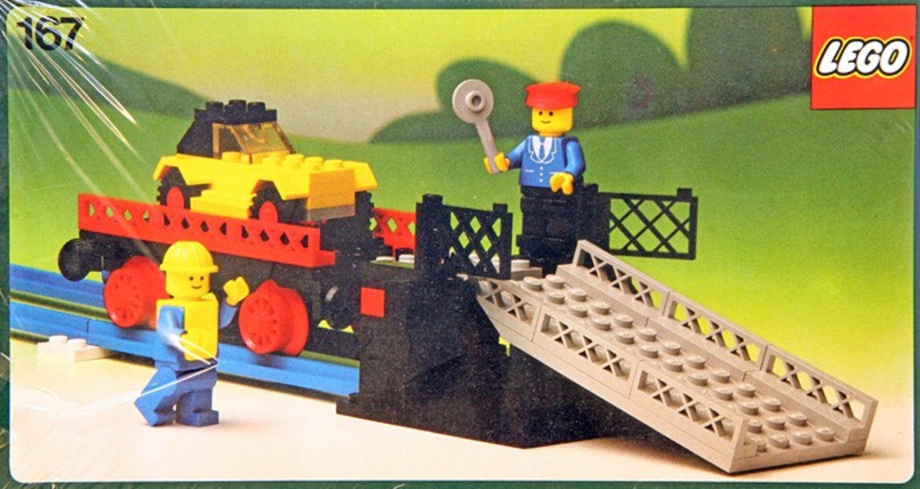 Loading Ramp and Car Transport Wagon