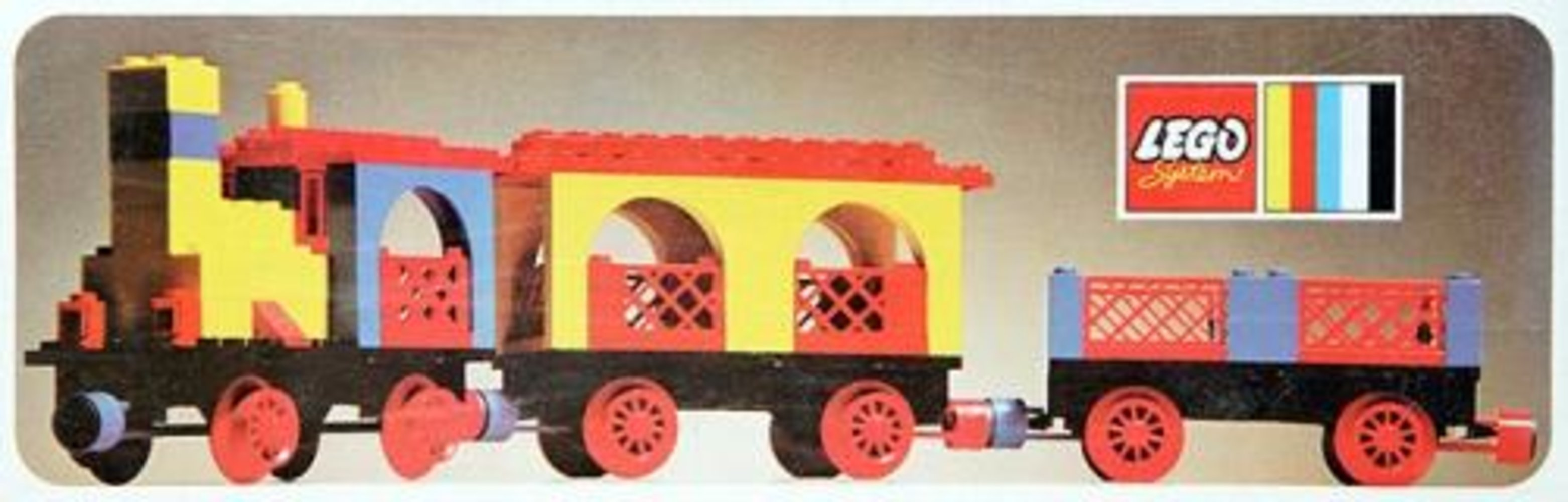 Push Along Play Train