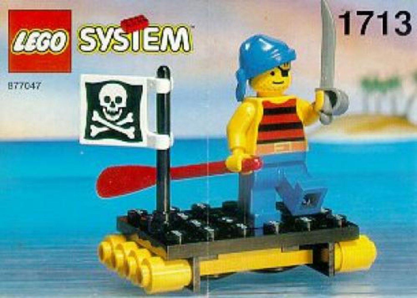 Shipwrecked Pirate
