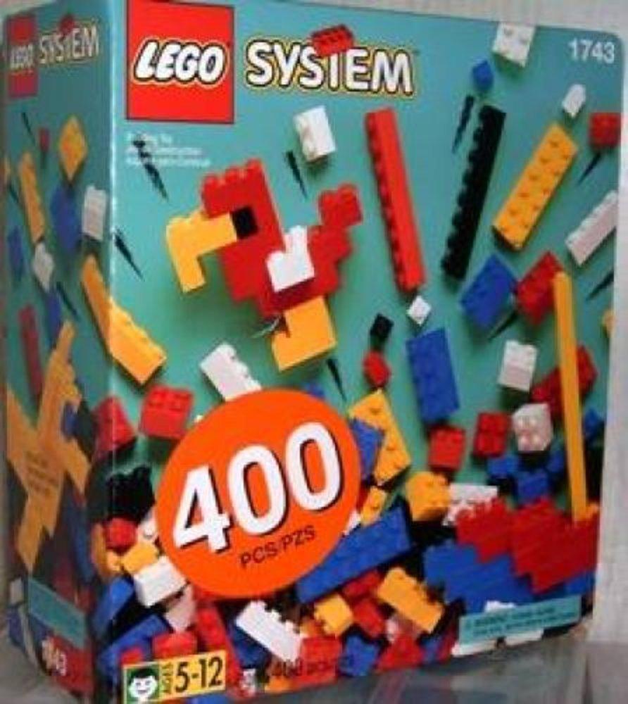 Box of Standard Bricks, 5+