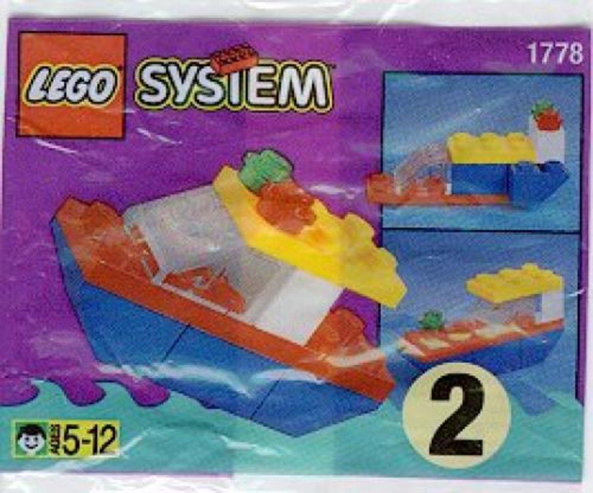 Sabah Promotional Set: Boat