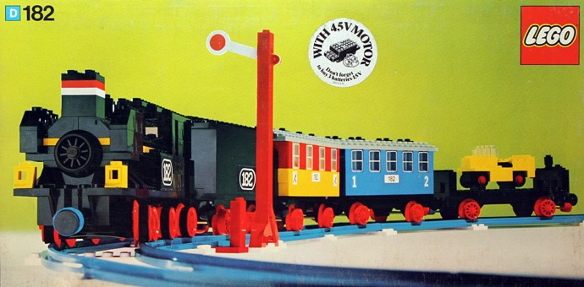 Train Set with Signal