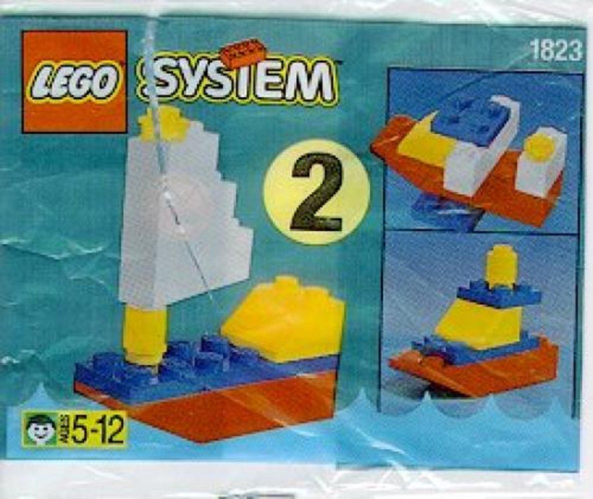 Sabah Promotional Set: Yacht
