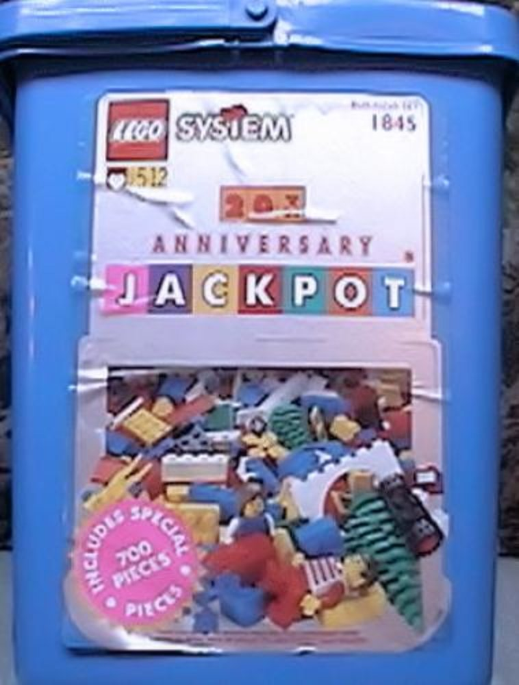 20th Anniversary Jackpot Bucket