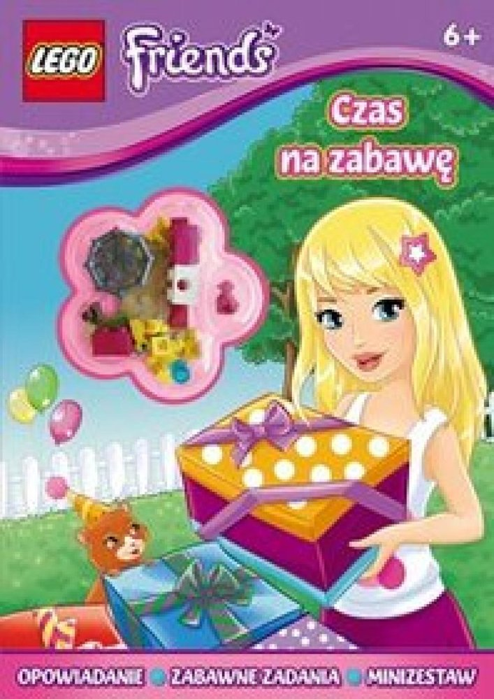 Hamster Play Time - Friends Magazine - Polish Edition
