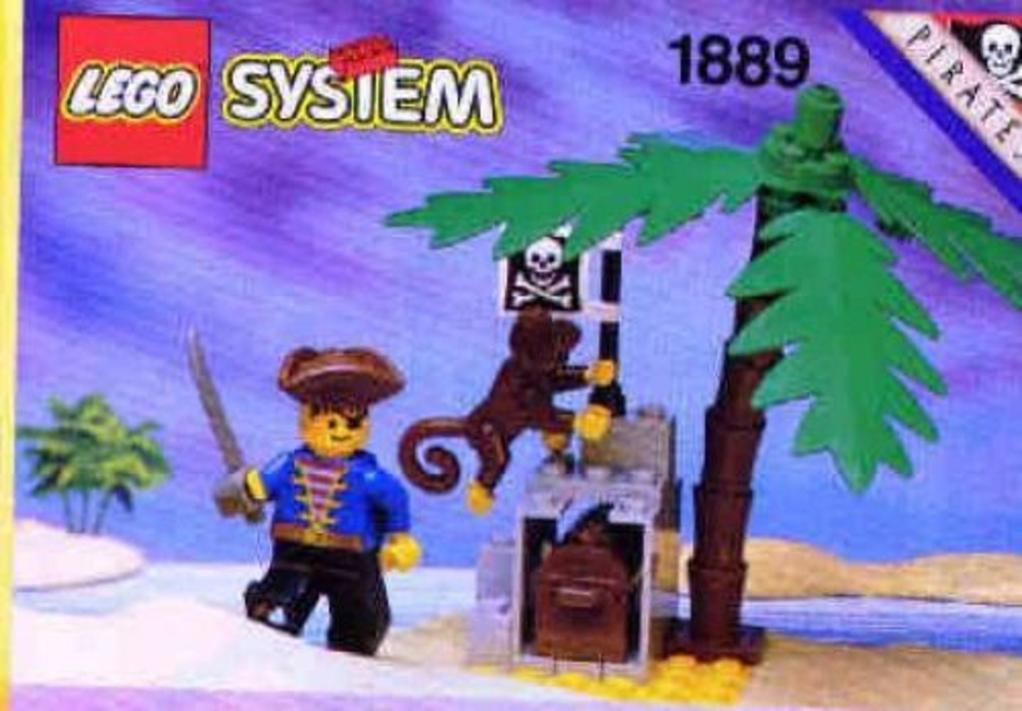 Pirate's Treasure Hold