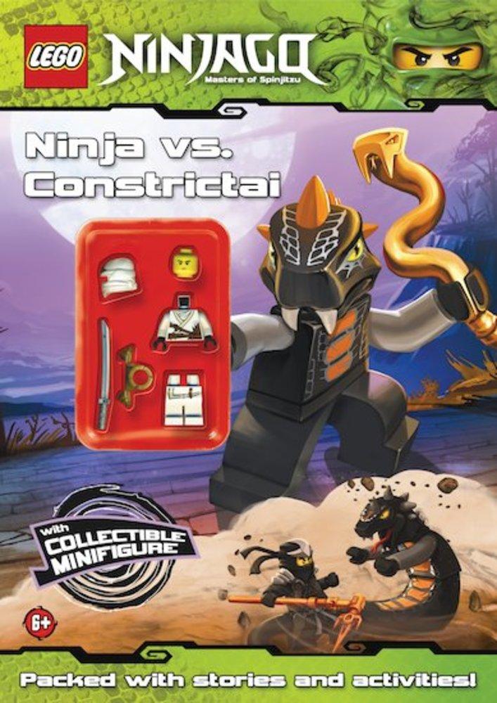 Ninjago: Ninja vs. Constrictai