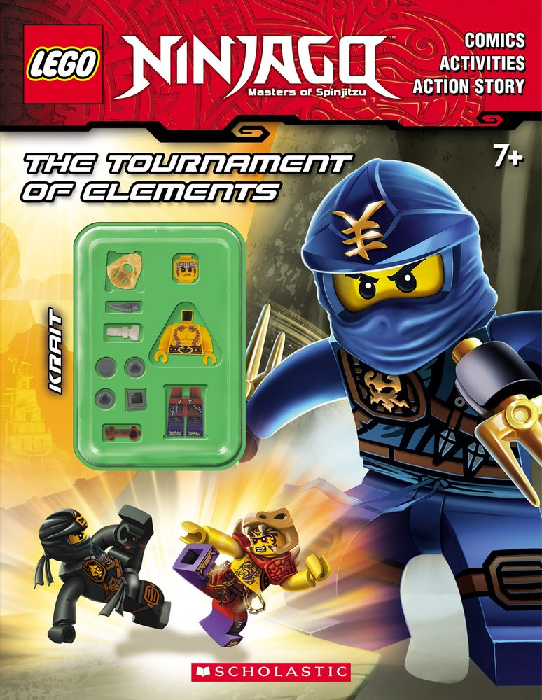Ninjago: The Tournament of Elements