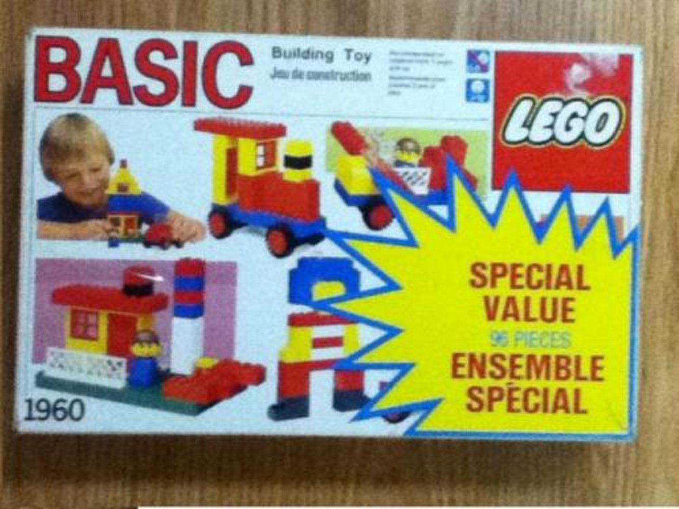 Special Value 96 pieces (Canadian Set)