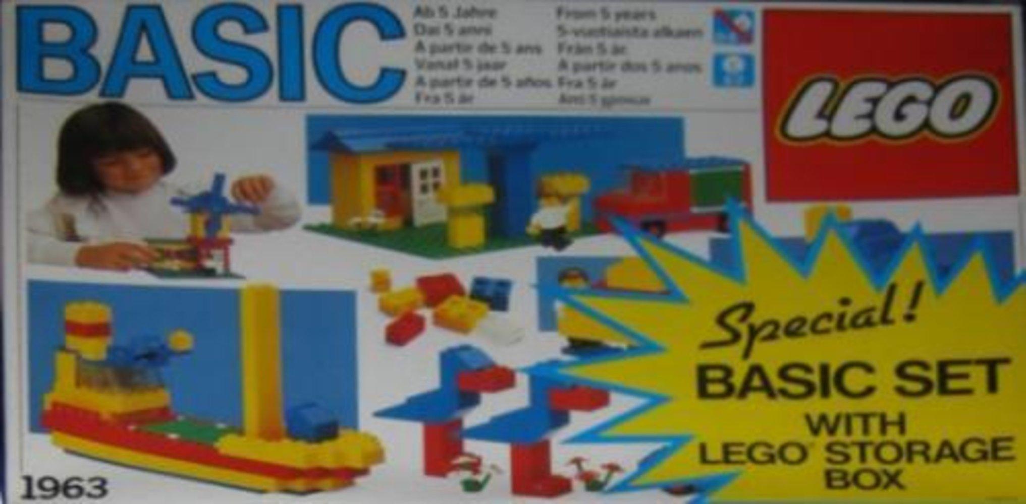 Basic Set with Storage Case