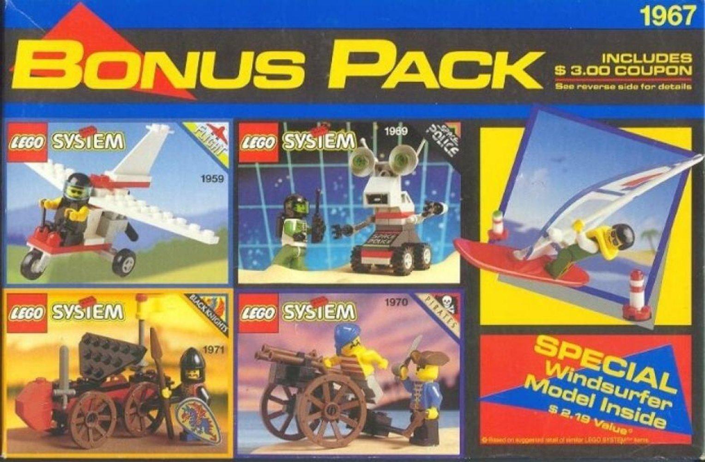 System Bonus Pack