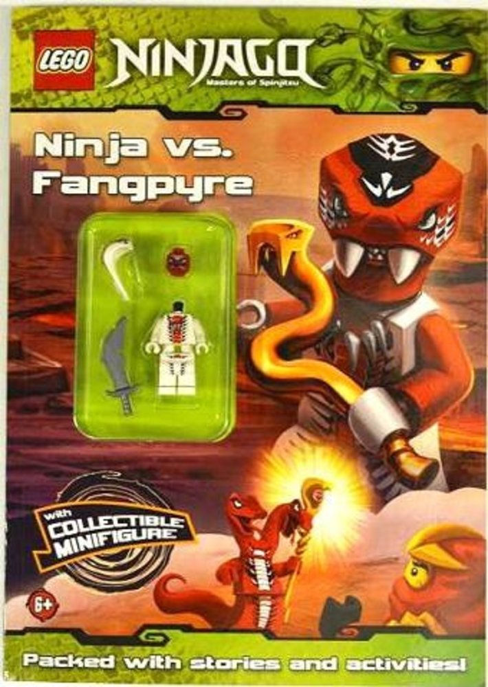 Ninjago: Ninja vs. Fangpyre