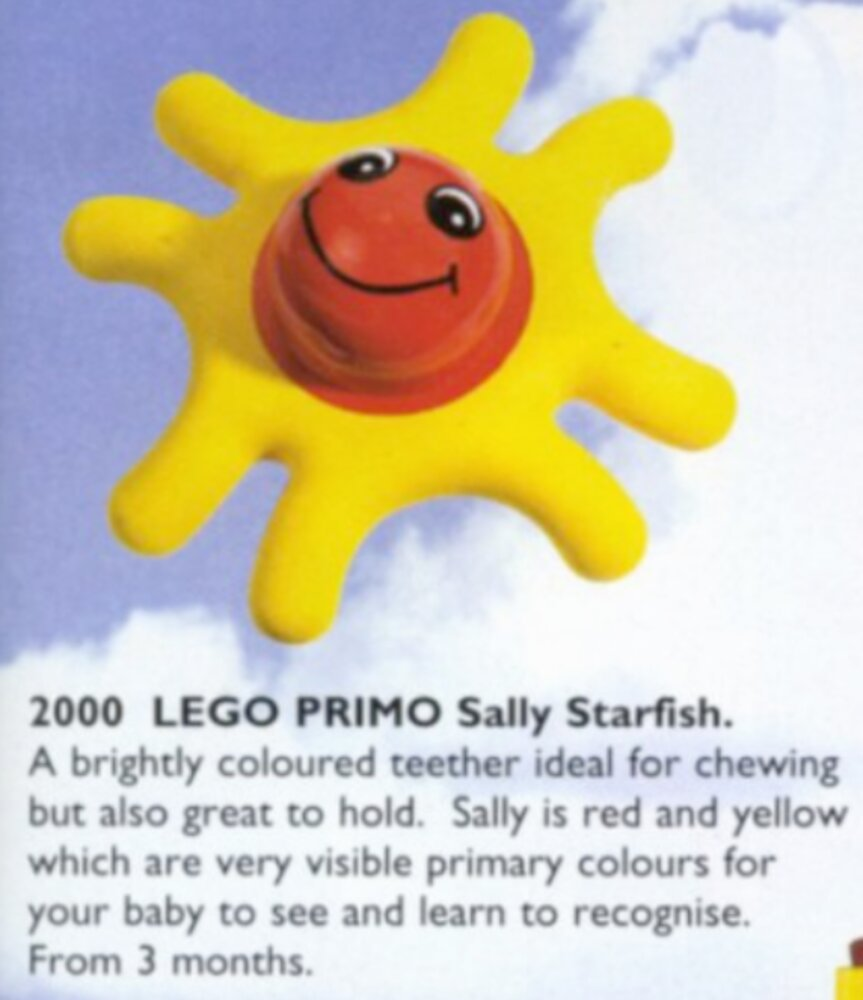 Sally Starfish
