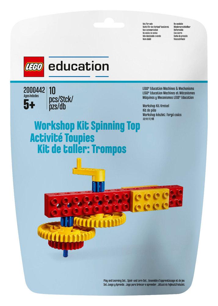 Workshop Kit Spinning Top