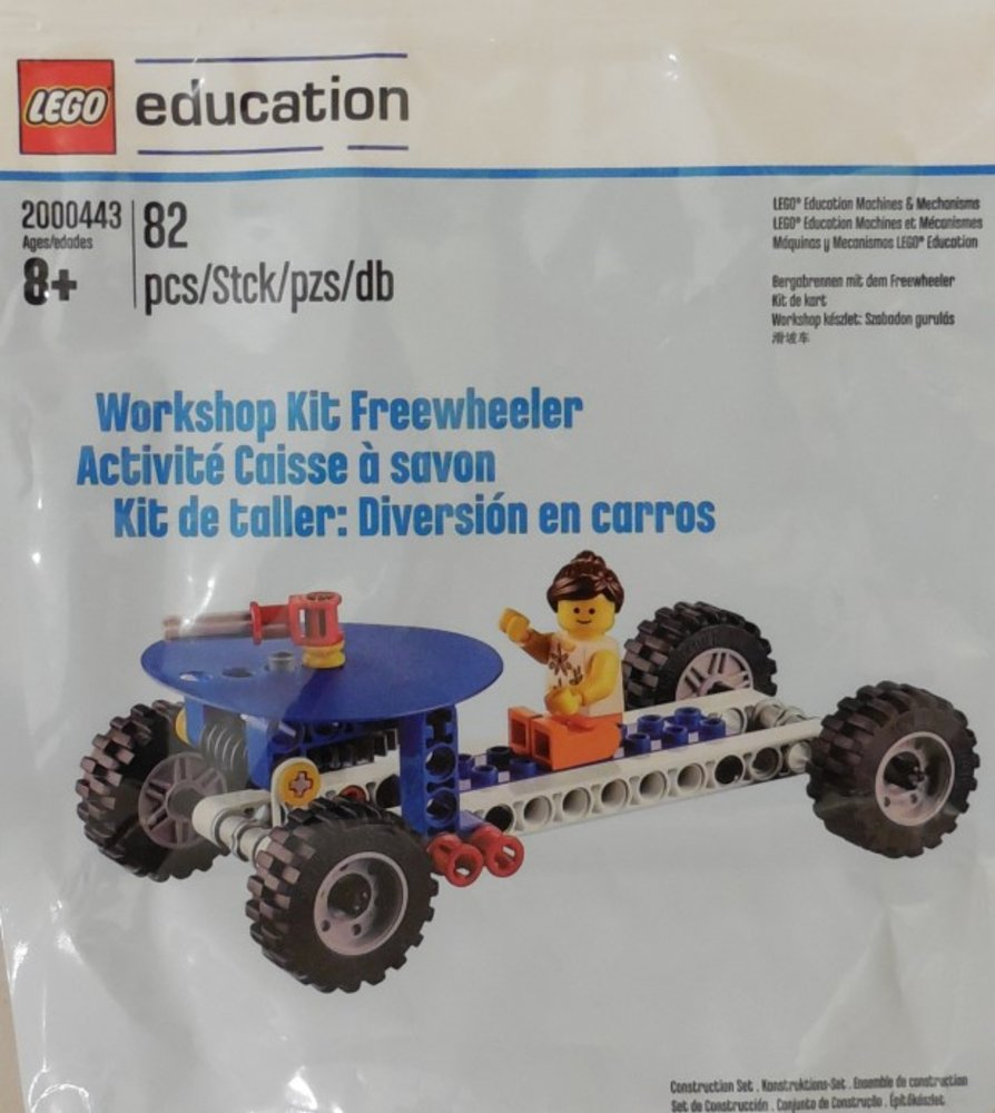Workshop Kit Freewheeler (2015 Version)