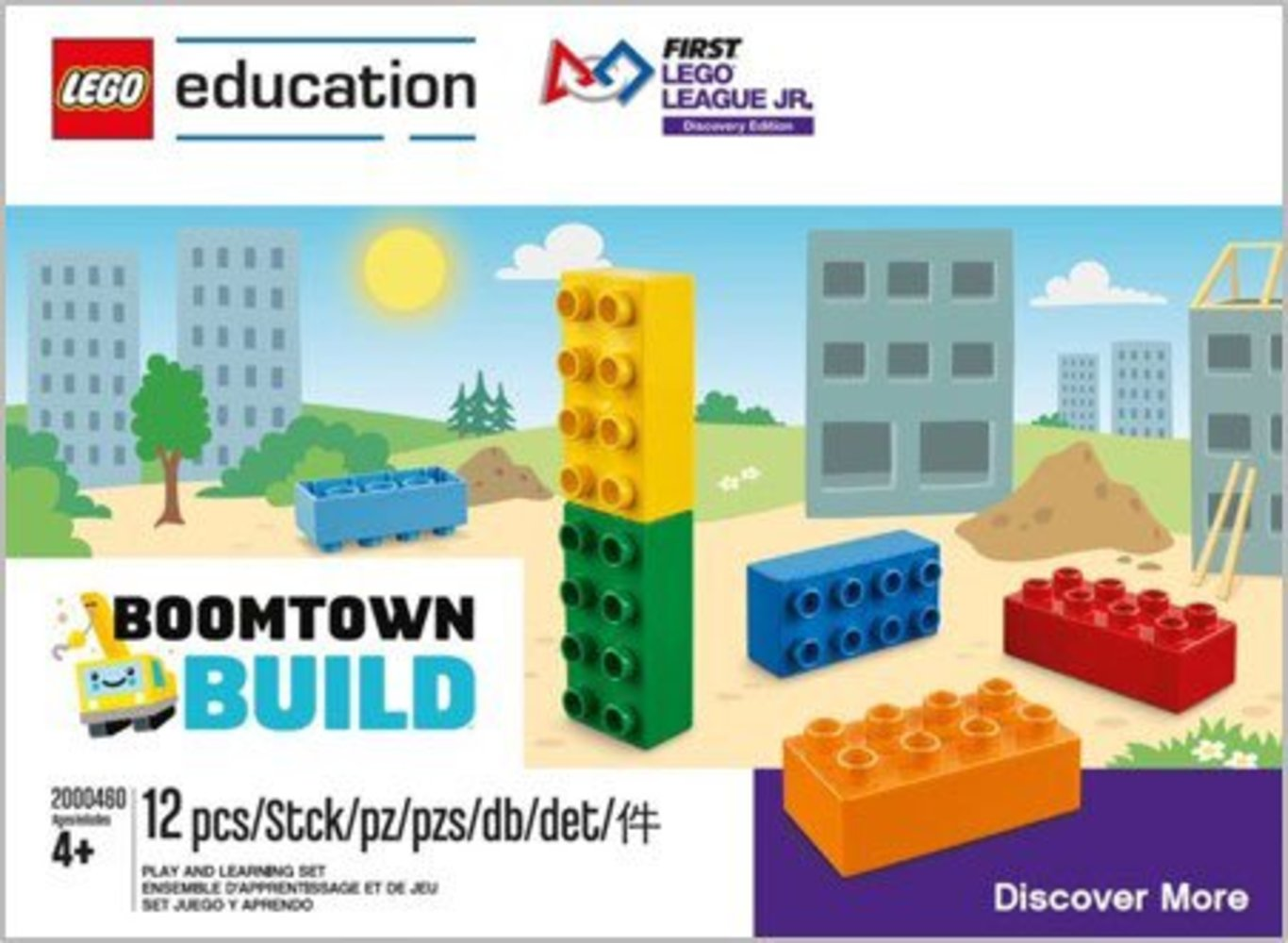 Boomtown Build Discover More