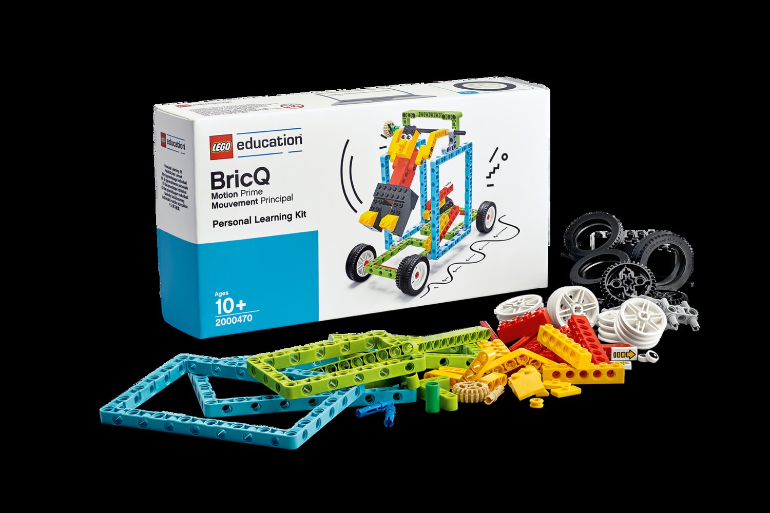 BricQ Motion Prime Personal Learning Kit