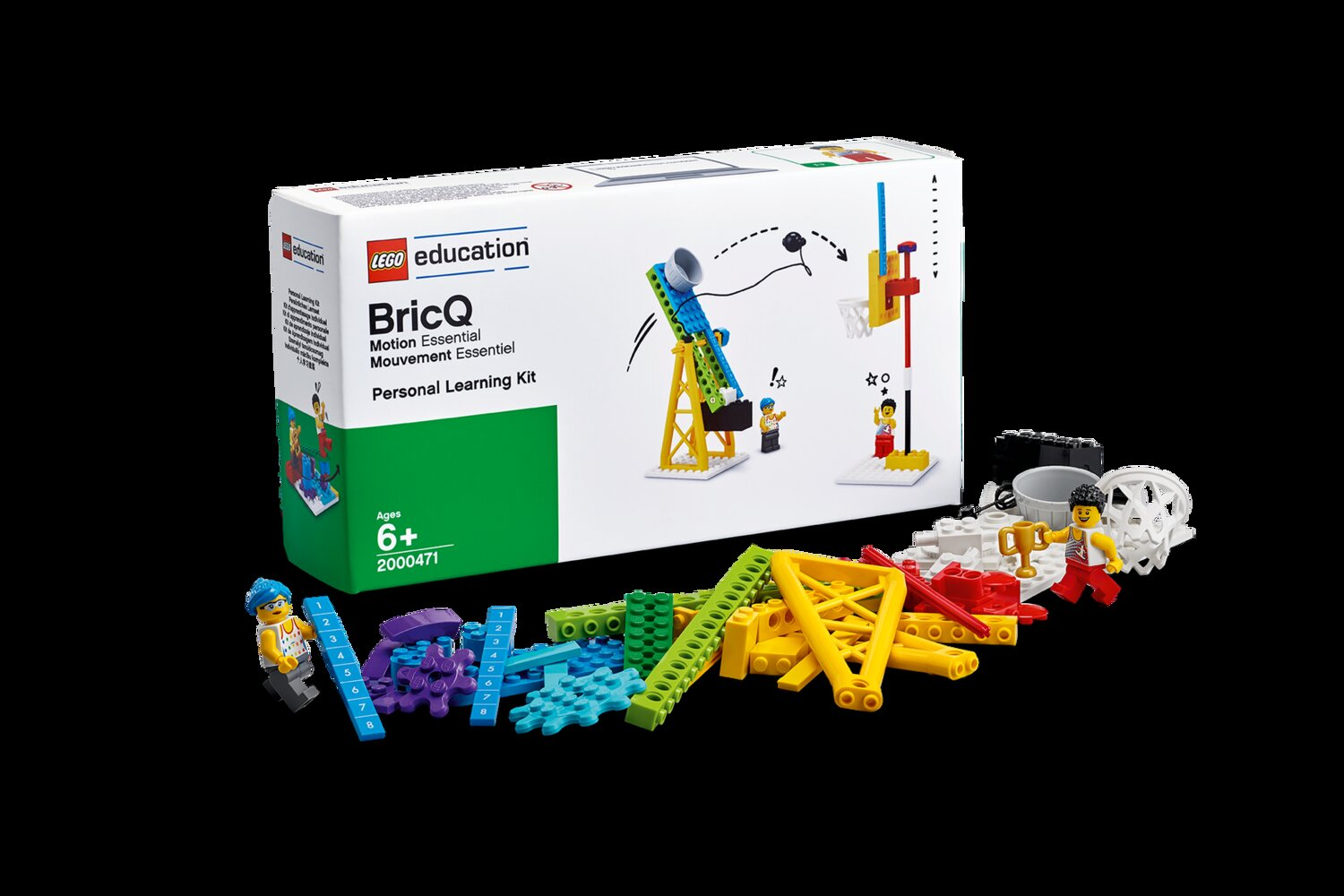 BricQ Motion Essential Personal Learning Kit